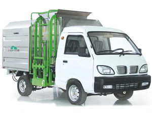 IBC-Y40 pure electric garbage storage truck