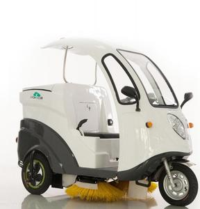 IBC-S11 pure electric sweeper