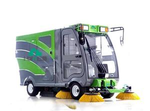 IBC-S19 pure electric enclosed road sweeper