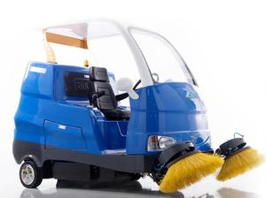 IBC-S17/S18/S18X pure electric driving type cleaning vehicle