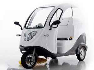 IBC-Q3 pure electric driving type ground car